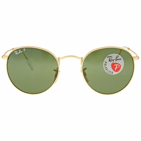 Ray Ban RB3447 112/58 50 Round Metal Mens  Sunglasses