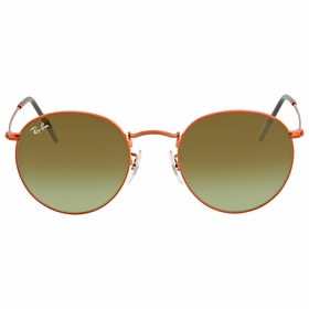 Ray Ban RB3447 9002A6 50 Round Metal Mens  Sunglasses