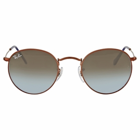 Ray Ban RB3447 900396 47 Round Mens  Sunglasses