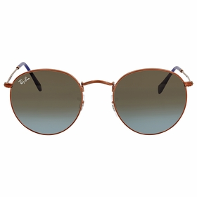 Ray Ban RB3447 900396 50 Round Metal Mens  Sunglasses