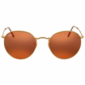 Ray Ban RB3447112Z253 Round Mens  Sunglasses