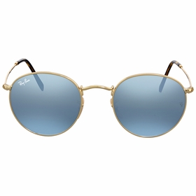 Ray Ban RB3447N 001/30 50 Round Unisex  Sunglasses