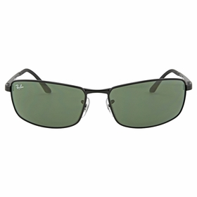 Ray Ban RB3498 002/71 61-17 Active Mens  Sunglasses