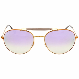 Ray Ban RB3540-198/7X-56 Round Unisex  Sunglasses
