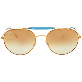 Ray Ban RB3540-198/7Y-56 Round Unisex  Sunglasses