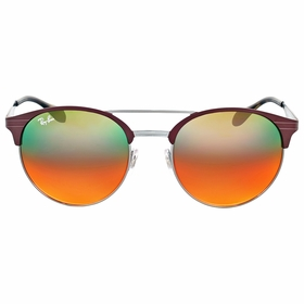 Ray Ban RB3545 9006A8 54-20 Round Unisex  Sunglasses