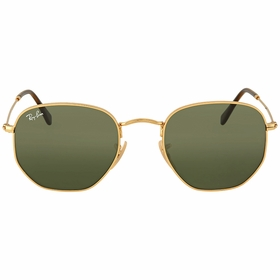 Ray Ban RB3548N 001 51 Hexagonal   Sunglasses