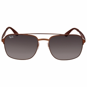 Ray Ban RB3570 121/11 58  Unisex  Sunglasses