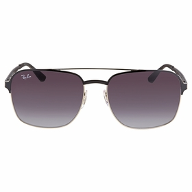 Ray Ban RB3570 90048G 58  Unisex  Sunglasses