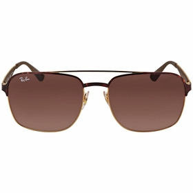 Ray Ban RB3570 900813 58  Unisex  Sunglasses