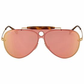 Ray Ban RB3581N 001/E4 32 Blaze Shooter Unisex  Sunglasses
