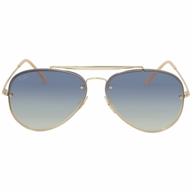 Ray Ban RB3584N 001/19 58 Blaze Aviator Unisex  Sunglasses