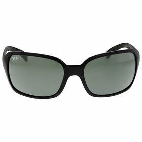 Ray Ban RB4068 601 60-17 Highstreet Ladies  Sunglasses