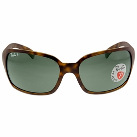Ray Ban RB4068 894/58 60-17 Highstreet Ladies  Sunglasses