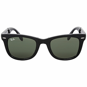 Ray Ban RB4105 601 50-22 Wayfarer Unisex  Sunglasses