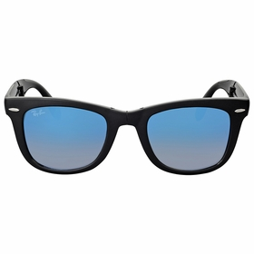 Ray Ban RB4105 60694O 50 Wayfarer Folding   Sunglasses