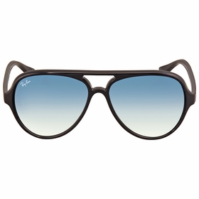 Ray Ban RB4125 601/3F 59 Cats 5000 Mens  Sunglasses