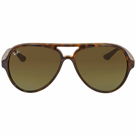 Ray Ban RB4125 710/A6 59 Cats 5000 Mens  Sunglasses