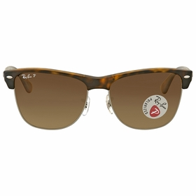 Ray Ban RB4175 878/M2 57 Clubmaster Mens  Sunglasses