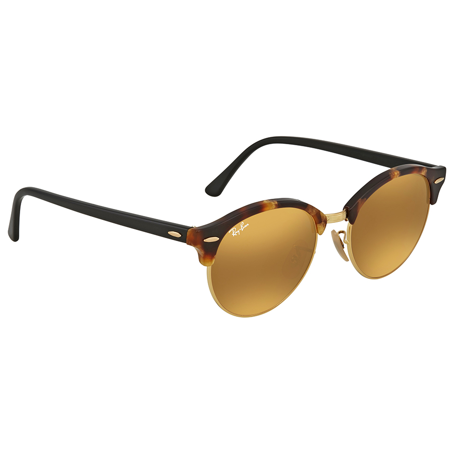 9bafeee23 Ray Ban RB4246 1160E 51 Clubround Classic Sunglasses