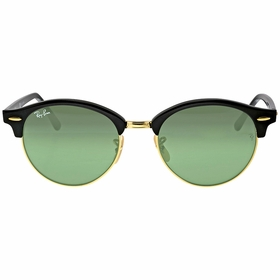 Ray Ban RB4246 901 51-19 Clubround Unisex  Sunglasses