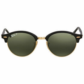 Ray Ban RB4246 901/58 51 Clubround Unisex  Sunglasses
