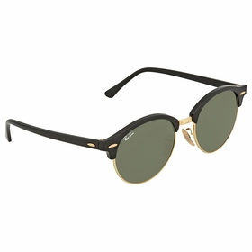 Ray Ban RB4246 901E 51 Clubround Classic   Sunglasses