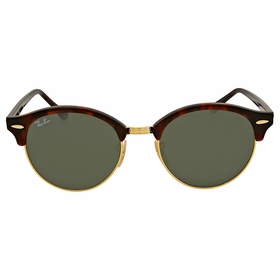 Ray Ban RB4246 990/58 51 Clubround Unisex  Sunglasses