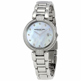Raymond Weil 1600-SCS-97081 Shine Ladies Quartz Watch