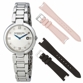 Raymond Weil 1600-ST-RE695 Shine Etoile Ladies Quartz Watch