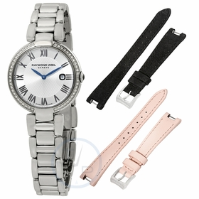 Raymond Weil 1600-STS-RE659 Shine Etoile Ladies Quartz Watch