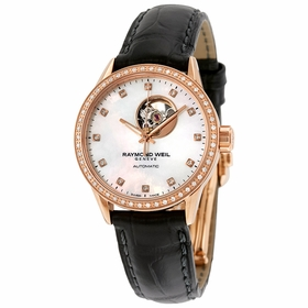 Raymond Weil 2410-C5S-97085 Freelancer Ladies Automatic Watch