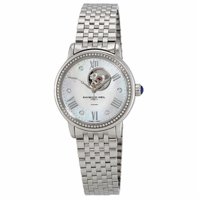 Raymond Weil 2627-STS-00965 Maestro Ladies Automatic Watch