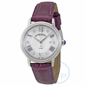 Raymond Weil 2637-SLS-00966 Maestro Ladies Automatic Watch