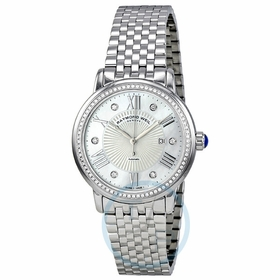 Raymond Weil 2637-STS-00966 Maestro Ladies Automatic Watch