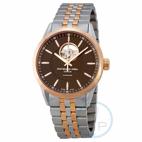 Raymond Weil 2710-SP5-20021 Freelancer Mens Automatic Watch