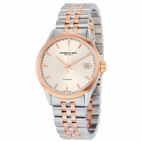 Raymond Weil 2740-SP5-65011 Freelancer Mens Automatic Watch