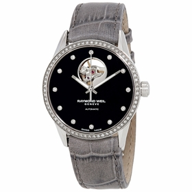 Raymond Weil 2750-SLS-20081 Freelancer Ladies Automatic Watch