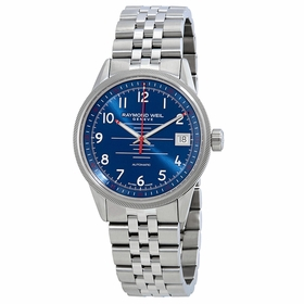 Raymond Weil 2754-ST-05500 Freelancer Mens Automatic Watch
