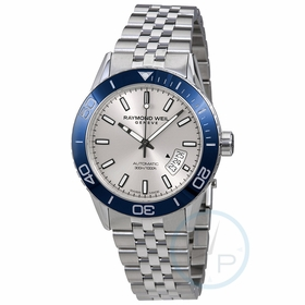 Raymond Weil 2760-ST4-65001 Freelancer Mens Automatic Watch