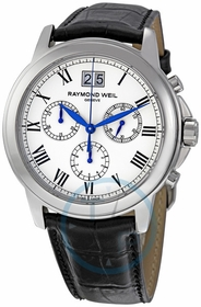 Raymond Weil 4476-STC-00300 Tradition Mens Chronograph Quartz Watch