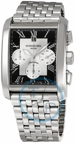 Raymond Weil 4878-ST-00268 Don Giovanni Mens Chronograph Automatic Watch