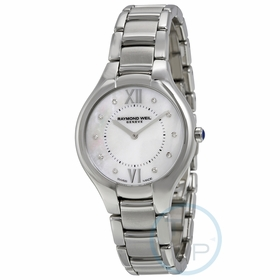 Raymond Weil 5132-ST-00985 Noemia Ladies Quartz Watch