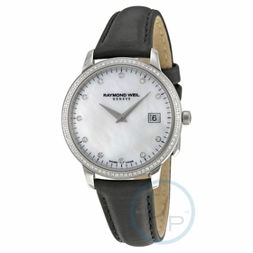 Raymond Weil 5388-SLS-97081 Toccata Ladies Quartz Watch