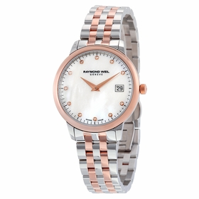 Raymond Weil 5388-SP5-97081 Toccata Ladies Quartz Watch