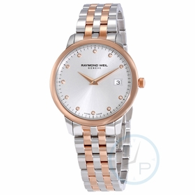 Raymond Weil 5388-SP5-C6581 Toccata Ladies Quartz Watch