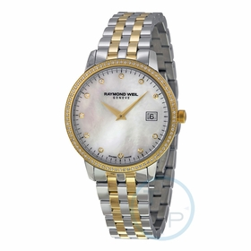 Raymond Weil 5388-SPS-97081 Toccata Ladies Quartz Watch