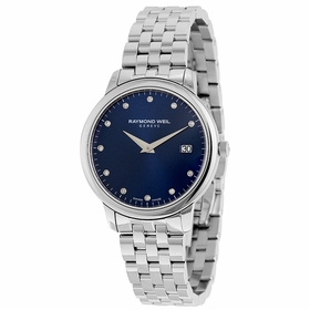 Raymond Weil 5388-ST-50081 Toccata Ladies Quartz Watch