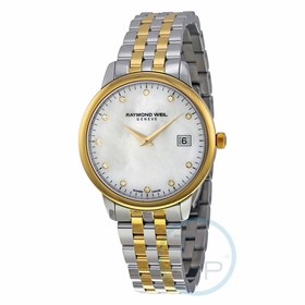 Raymond Weil 5388-STP-97081 Toccata Ladies Quartz Watch