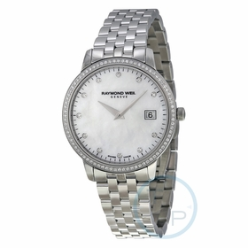 Raymond Weil 5388-STS-97081 Toccata Ladies Quartz Watch
